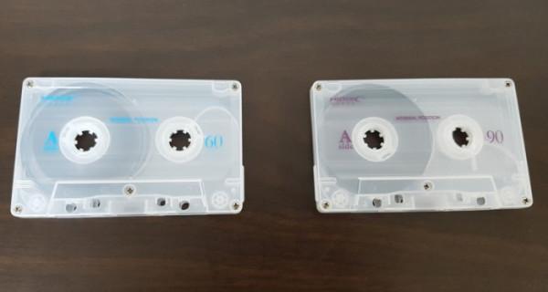 오디오 카세트 공테이프 60분 90분 / 50개 벌크 제품 판매합니다. - 1번째 사진. (기독정보넷 - 기독교 벼룩시장.)